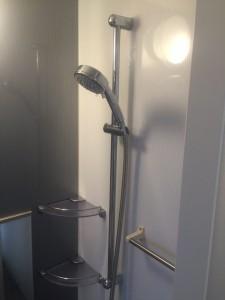 シャワーフック交換②