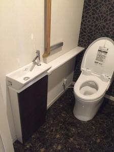 石原父邸トイレ②