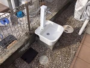 201709散水栓→水栓柱⑧