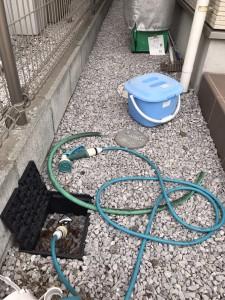 201709散水栓→水栓柱①
