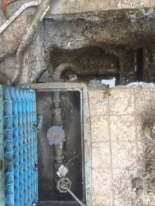 2017.11.12 鉛管漏水修繕①JPG