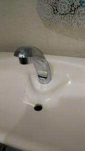2017.10 トイレ手洗い管②