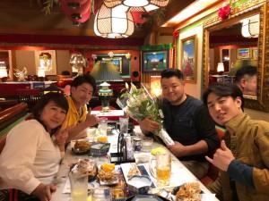 I2019.05.08 10周年食事会