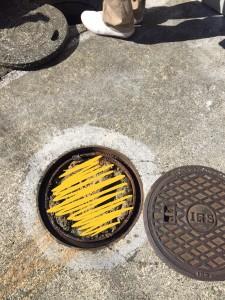 シティパルコスモ高圧洗浄⑩